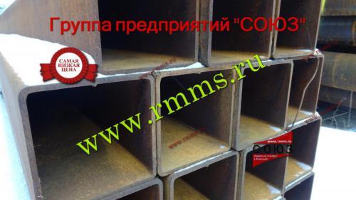 труба профильная квадратная стальная в Москве